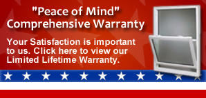 Window Door Warranty Button
